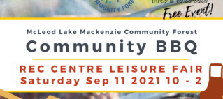 Community Barbecue This Saturday!