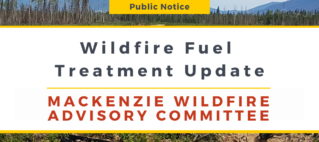 Wildfire Fuel Treatment Update for the Week of April 13