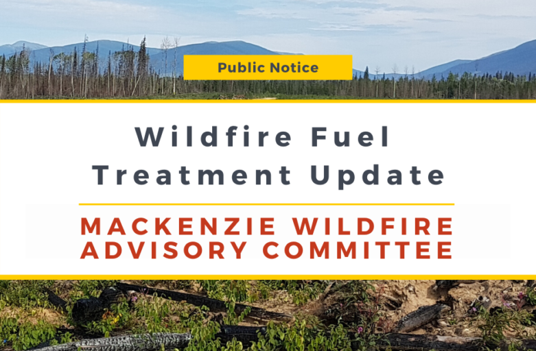 Wildfire Fuel Treatment Update For the week of February 10, 2020