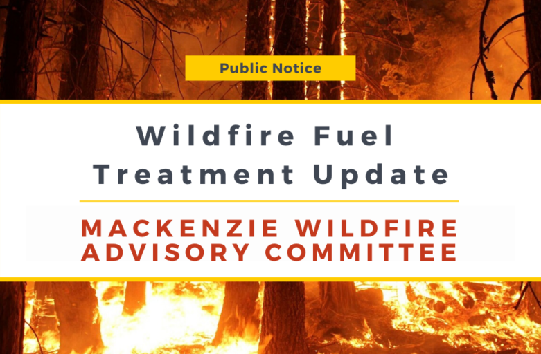 Wildfire Fuel Treatment Update for the Week of January 13 2020