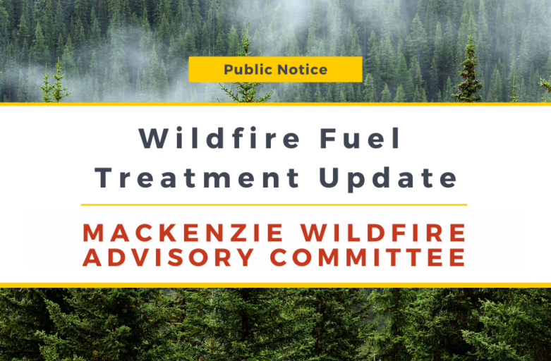Wildfire Fuel Treatment Update for the Week of March 2