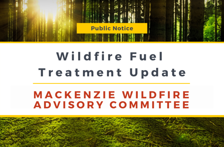 Wildfire Fuel Treatment Update for the Week of March 9