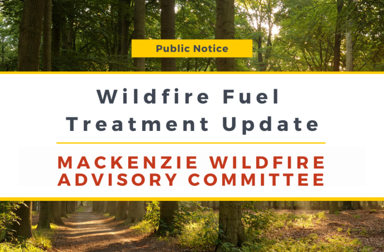 Wildfire Fuel Treatment Update for the Week of February 24