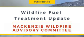 Wildfire Fuel Treatment Update for the Week of January 27, 2020