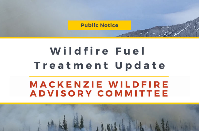 Wildfire Fuel Treatment Update for the Week of March 30