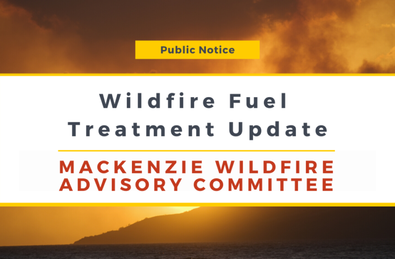 Wildfire Fuel Treatment Update for the Week of April 6